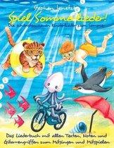 Spiel Sommerlieder! Die schoensten neuen Kinderlieder zum Sommer