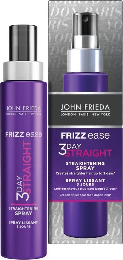 John Frieda Frizz Ease 3-Day Straight Spray - 100 ml - Haarspray