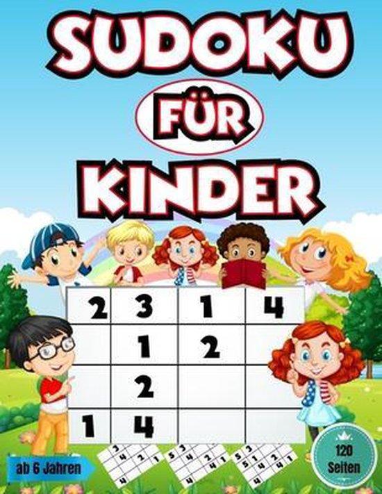 Sudoku Kinder Ab 6
