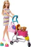 Barbie Loop en Speel Pups Pop en Accessoires
