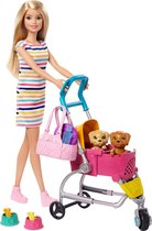 Barbie Loop en Speel Pups Pop en Accessoires