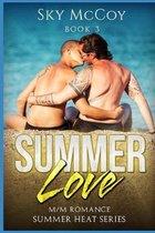 Summer Love (Summer Heat Series): M/M Romance Book 3