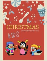 Christmas coloring book for kids: 100 pages funny coloring book for christmas celebration EP.2 (Books6)