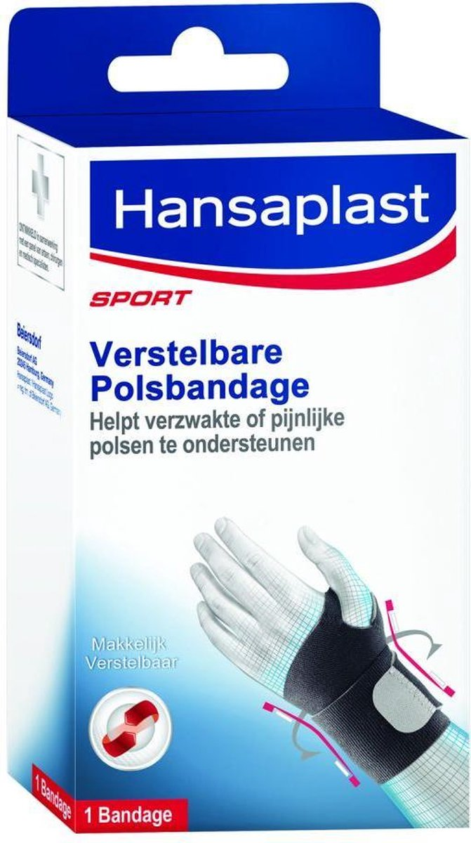 Hansaplast Verstelbare Neopreen Polsbandage