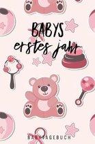 Babys Erstes Jahr Babytagebuch