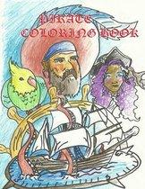 Pirate Coloring Book