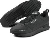 PUMA R78 SL Heren Sneakers - Puma Black-Puma Black - Maat 44