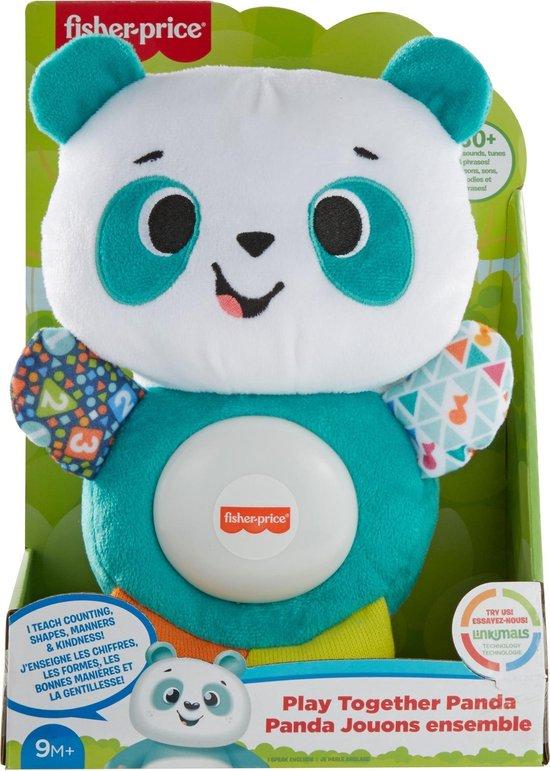 Fisher Price Linkimals Samenspelen Panda