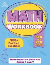 6th and 7th Grade Math Workbook