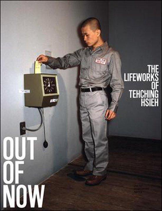 Boek cover Out of Now van Adrian Heathfield (Paperback)