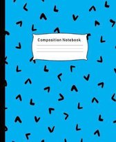 Composition Notebook: Dot Grid Pages