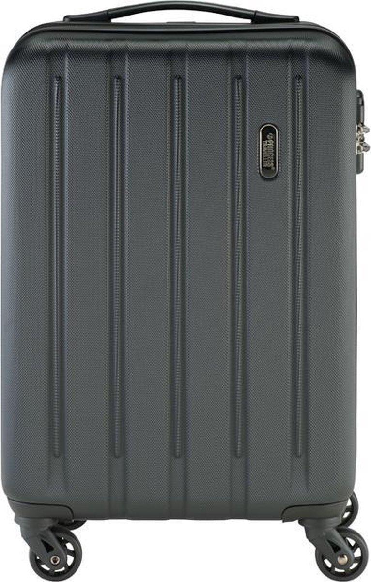 Koffer - Handbagage - Princess Traveller Alicante - Cabin Size - Cijferslot - 4 Wielen - 360° draair