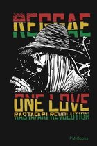 Reggae One Love Rastafari Revolution