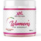 Miss Fitness - Pre Workout - 300 gram (30 doseringen) - Fruit Punch