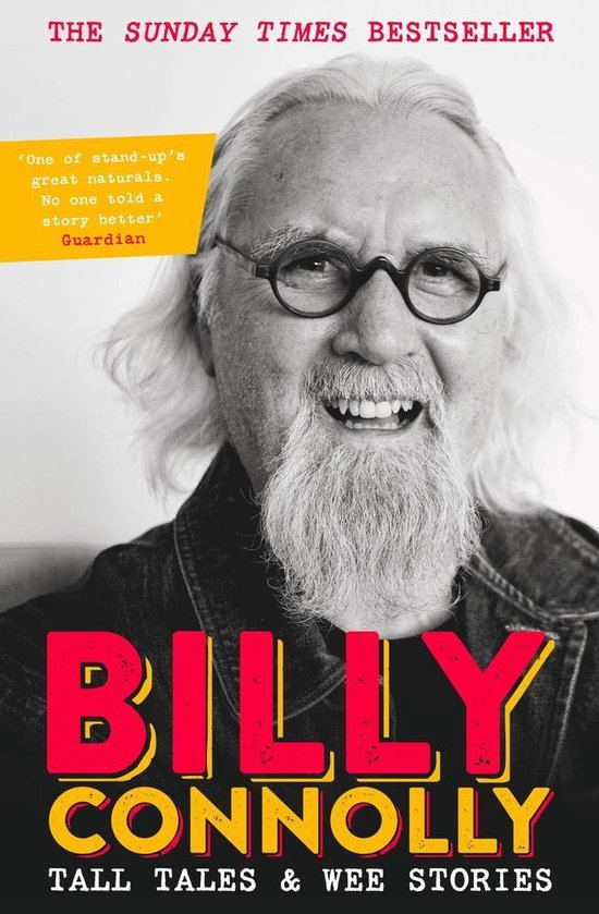 Boek cover Tall Tales and Wee Stories van Billy Connolly (Paperback)