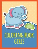 coloring book girls