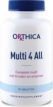 Orthica - Multi 4 All - 90 Tabletten - Multivitamine