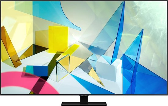 Samsung QE55Q80T - 4K QLED TV (Europees model)