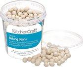 Professionele, keramische Bakbonen - KitchenCraft - 500 gram - Duurzame bakparels / baking beans