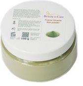 Beauty & Care - Franse Groene klei poeder - 150 gram