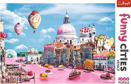 Trefl Puzzel Gebak in Venetie: 1000 stukjes