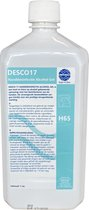 Desco17 1000 ML INGOMAN / Dispenserzuil vulling 1 liter