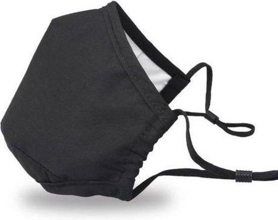 OV-Mask | Wasbaar Mondkapje | Openbaar Vervoer | +2 Filters