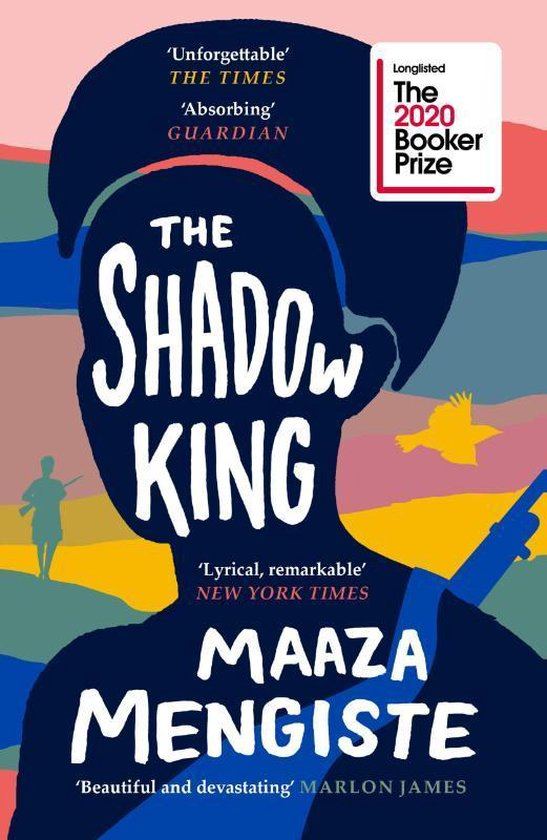 Boek cover The Shadow King van Maaza Mengiste