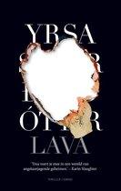 Boek cover Lava van Yrsa Sigurdardottir