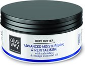 Oliveway bodybutter, intensief hydraterende en revitaliserend - 200ml