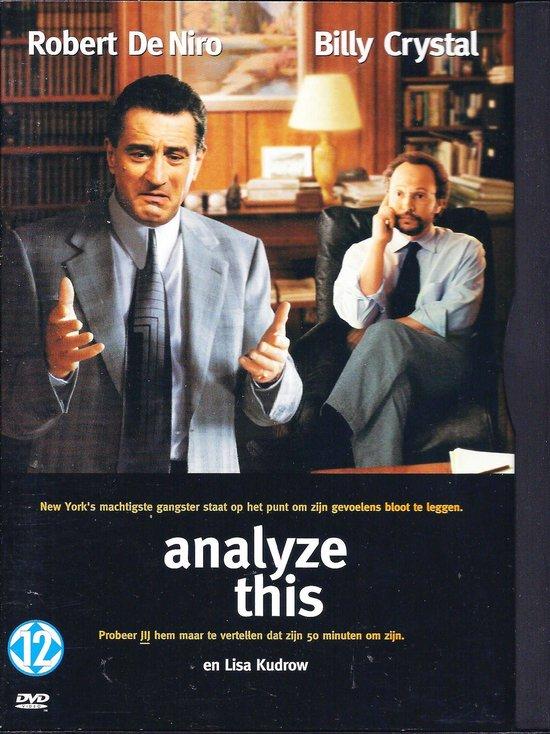 Cover van de film 'Analyze This'