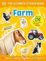 The Ultimate Sticker Book Farm