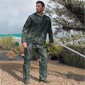 Result - Regenpak - Unisex - Maat XL - Zwart