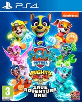 Paw Patrol: Mighty Pups Save Adventure Bay - PS4