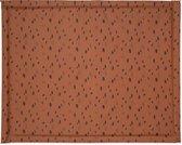 Jollein Boxkleed gecoat Spot 75x95cm - caramel