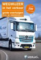 VERJO RV1 - Wegwijzer verkeer grote voertuigen C(1), D(1) en code95