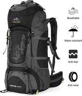 NCTN Backpack/Rugzak - Perfect voor een wandeling - Waterafstotend - Outdoor Wandel Rugzak - 70 Lite