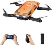 HLR Drone H818 Oranje - 120° Wide Angle - 720P - App Control