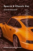 Sports & Classic Car Travel Journal