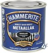 Hammerite Hoogglans Rood S040 250ML