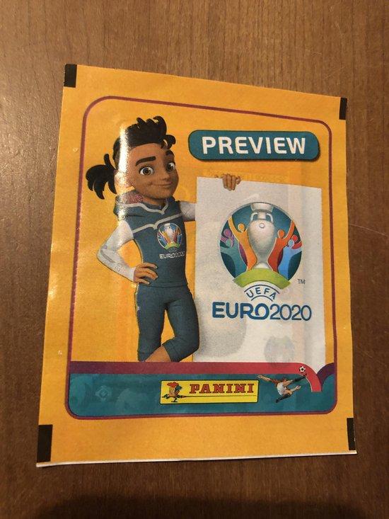 Afbeelding van het spel Panini Euro 2020 Preview Oranje