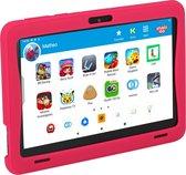 Kurio Tab Ultra Studio 100 - 16GB – Roze – veilig kindertablet – ouderlijk toezicht – beschermende bumper