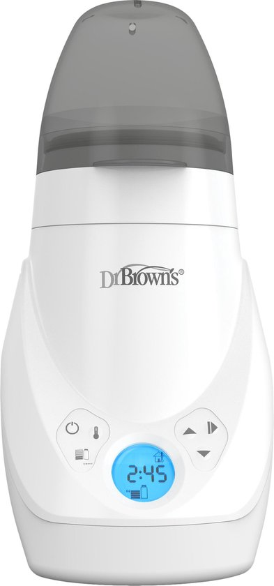 Dr. Brown's Deluxe Flessenwarmer en Sterilisator