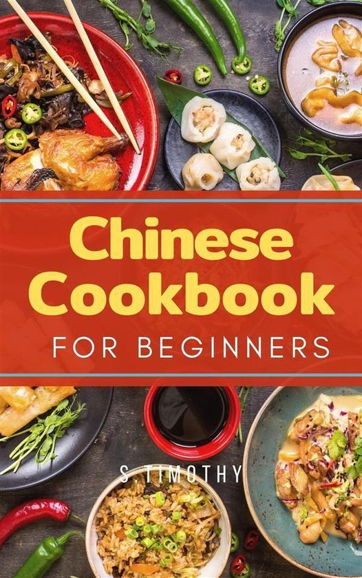 Chinese Cookbook for Beginners