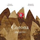 Omslag Corona the Germ