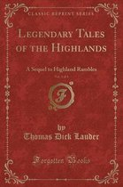 Legendary Tales of the Highlands, Vol. 3 of 3