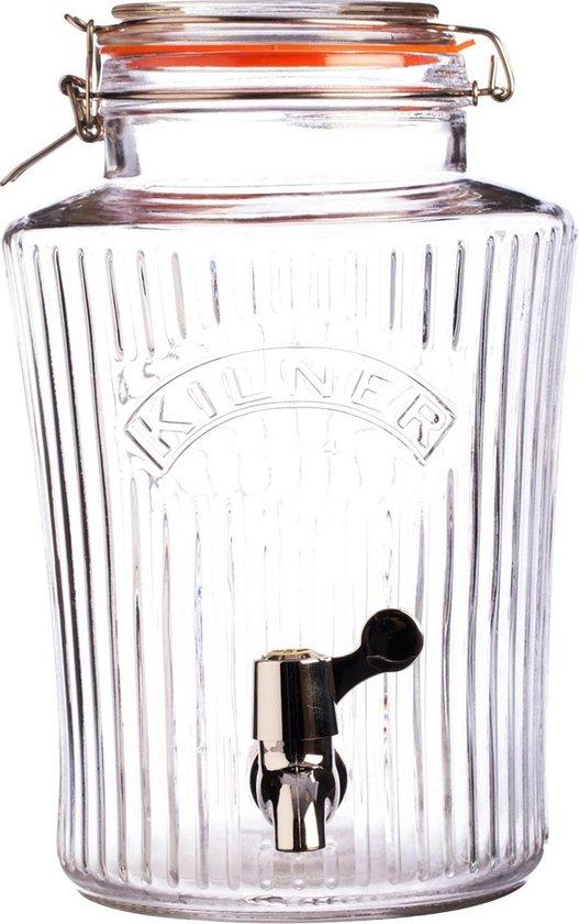 Kilner Drankdispenser - Vintage - 5L - Kilner weckpotten