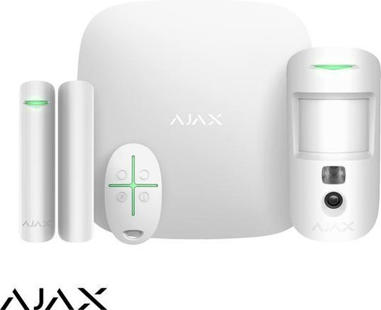 AJAX Starterskit HUBKIT (v2) - WIT
