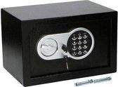 Safe Alarm Elektronische kluis - Staal - 20 x 19,5 x 30,5 cm
