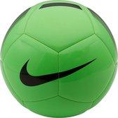 Nike Voetbal - groen/zwart